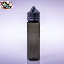 60ml Eliquid Bottle Tip Removable DIY/mix Flavour Dropper Bottle
